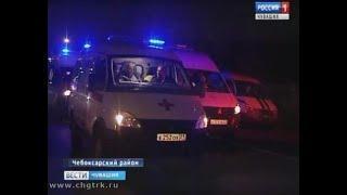 На помощь пострадавшим в аварии на трассе М-7 были оперативно брошены все силы медиков