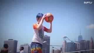 Юные футболисты из Железноводска снялись в социальном ролике для международного видеоагентства