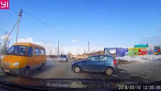 #49 Аварии на дорогах. Подборка ДТП и происшествий за Март 2018. Dash cam crash. Dashcam.