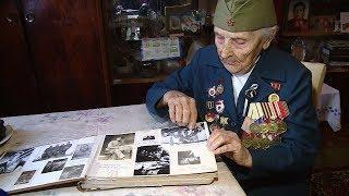 Ветеран Валентина Чумаченко отмечает 95-летие