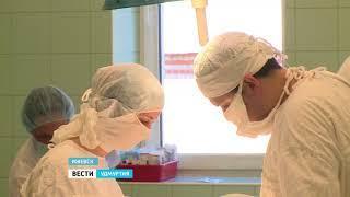 Уникальная операция проведена в Удмуртии