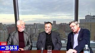 В эфире: Борис Тарасов и Василий Дворцов