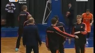 У баскетбольного клуба «Иркут» новый главный тренер