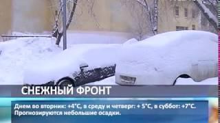 В Самарской области весна наконец одолела зиму