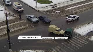 ДТП на Аношкина/Свободы - 07.03.18
