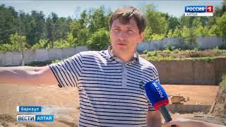 Новый жилой комплекс появится в Барнауле