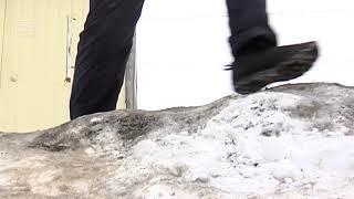Смертельная травма на льду