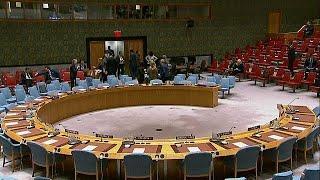 Совбез ООН рассмотрит резолюцию о перемирии в Сирии