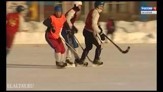 «Чарас» выигрывает турнир по  хоккею с мячом