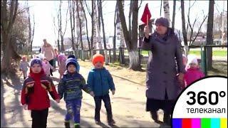 Учебная эвакуация прошла в дубненской гимназии