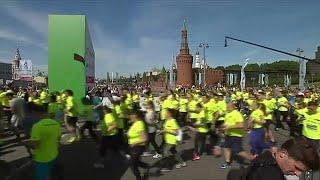 """Благотворительный марафон """"Бегущие сердца"""""""