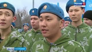 """На базе клуба """"Юный десантник"""" действует новый батальон"""