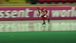 Череповецкая конькобежка завоевала вторую «бронзу» на этапах Кубка мира