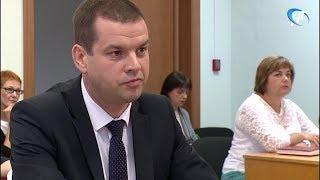 Олег Шахов избран новым главой Новгородского района