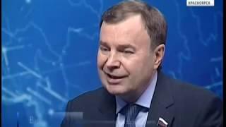 Вести.Интервью: депутат Госдумы Виктор Зубарев
