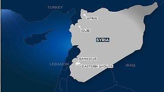 Интенсивные бои на различных фронтах в Сирии