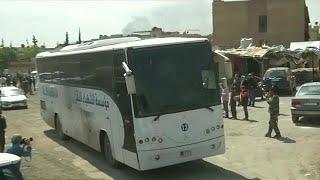 Более 3 тысяч боевиков покинули город Дума