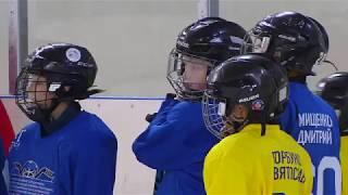 Евгений Шастин проводит спортивно - восстановительных сборы для юных хоккеистов