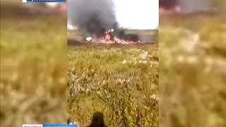 Вертолёт Ми-8 рухнул из-за ошибки экипажа