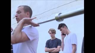 В Костроме открылась новая спортплощадка