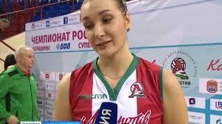 На домашний матч волейбольного «Локомотива» пришли более 5 тысяч зрителей