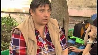 На скандальный стройке в Калининском районе пролилась кровь