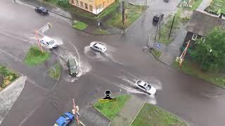 Потоп на Комсомольском 30.06.18
