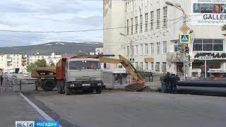 Улицу Дзержинского закроют на ремонт