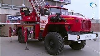 В Торговый дом «Русь» прошли крупные пожарные учения