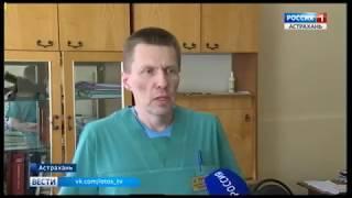 В Астраханской области клещи появились уже в первой декаде апреля