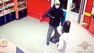 Задержан подозреваемый в совершении разбойного нападения на аптеку