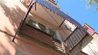 Рузаевский «балконопад»