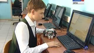 Кировские школьники продолжают покорять вершины робототехники(ГТРК Вятка)