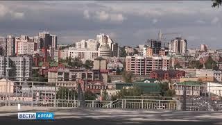 Как долго простоит тёплая погода в Алтайском крае?