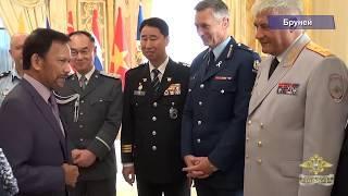 Владимир Колокольцев принял участие в 38-й конференции АСЕАНАПОЛ в Брунее