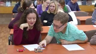 Больше 100 человек собрались на этнографический диктант в Омской Пушкинке