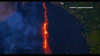 Эвакуация на Гавайях