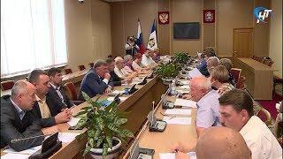 Благоустройство территорий Великого Новгорода за федеральный счет под угрозой срыва