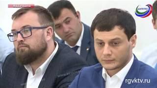Владимир Васильев встретился с победителями конкурса по формированию резерва управленческих кадров