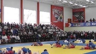 Базу для занятий самбо и дзюдо открыли в Армавире