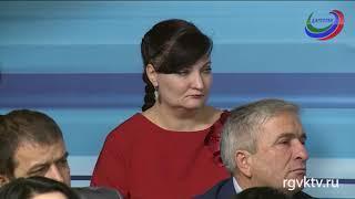 Публичное обсуждение бюджета республики с главой Дагестана Владимиром Васильевым