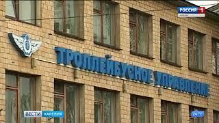 Правительство Петербурга передаст Петрозаводску десять троллейбусов