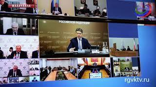 В столице Дагестана обсудили, как реализуется приоритетный проект «Безопасные и качественные дороги»