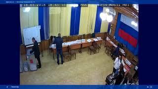 Избирком Волгоградской области направил материалы по УИК №611 в правоохранительные органы