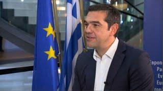 Ципрас об опасности национализма