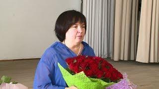 Начальник управления культуры Пензы Вера Фейгина отмечает юбилей