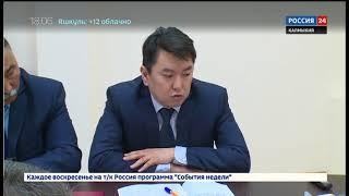 Игорь Зотов заслушал отчеты министров