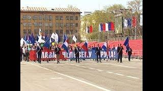 В первомайских торжествах в Самаре примут участие более 30 тысяч человек