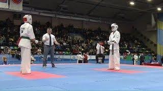 Мордовские каратисты завоевали 2 медали на первенстве России