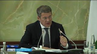 В  Правительстве Башкирии теперь каждый четверг будет час здоровья